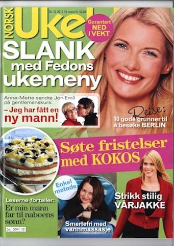 norsk ukeblad shop lesb